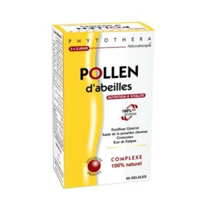 Phyto Thera pollen d'abeilles gélules