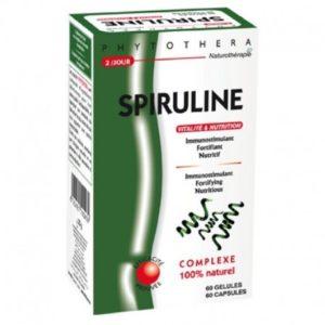Spiruline vitalité 60 gélules