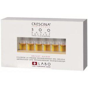 Repousse Cheveux clairsemés CRESCINA RE-GROWTH 500 HOMME