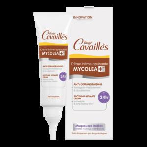 Rogé cavaillès creme intime apaisante Mycolea+