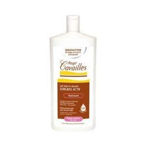 Rogé Cavailles Lait bain et douche Hydratant surgras actif peaux séches