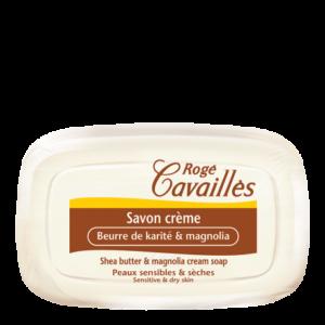 Rogé Cavailles Savon Crème Karité & Magnolia