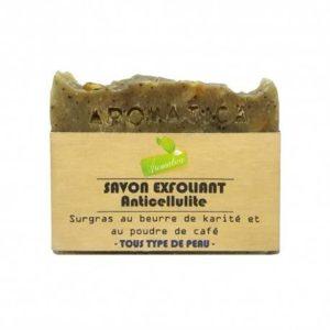 Savon – Exfoliant – Anticellulite 90Gr