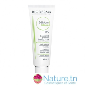BIODERMA SEBIUM SERUM PURIFIANT PEAUX MIXTES/GRASSES 40ML