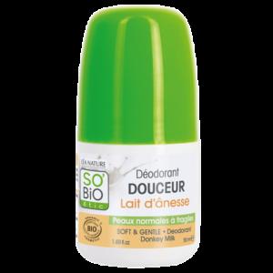 So'bio déodorant douceur