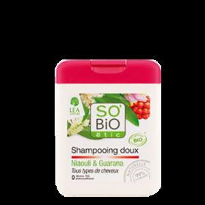 So'bio Shampoing doux Niaouli & Guarana