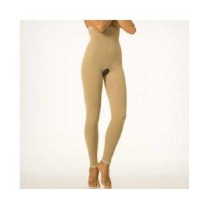 Solidea Body Lipo – Legging taille haute à compression haute en tissu de massage