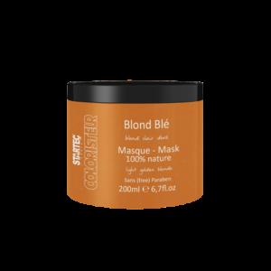 Startec masque blond blé