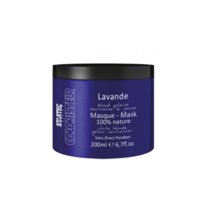 Startec Paris Masque colorant blond polaire – Lavande 200ml