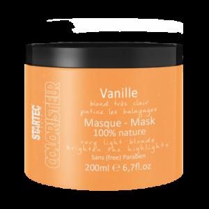 Startec Paris Masque colorant blond très clair – Vanille 200ML