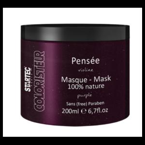 Startec Paris Masque colorant violine – Pensée 200ml