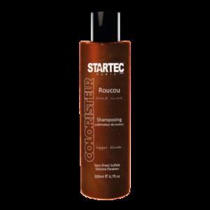 Startec Paris Shampoing colorant blond cuivré – Roucou 200ml