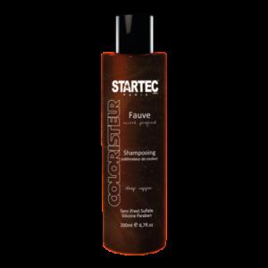 Startec Paris Shampoing colorant cuivré profond – Fauve 200ml