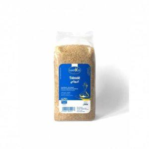 Taboulé au blé intégral BIO