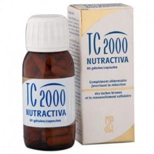 TC 2000 NUTRACTIVA 60 GÉLULES