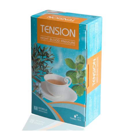 TISANE TENSION 12 sachets ESTH'ELLE 3