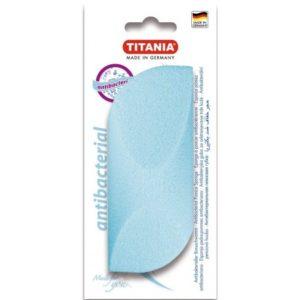 Titania Eponge ponce antibactérienne 3000/ 6abk