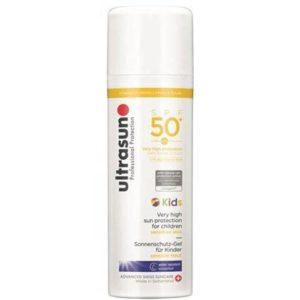 Ultrasun Gel solaire pour enfant SPF50 – 50 ml