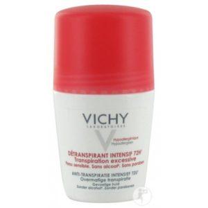 Vichy Déodorant detranspirant intensif  roll-on