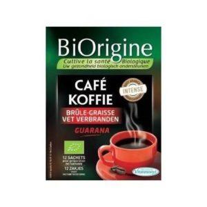Vitarmonyl BIORIGINE CAFE BRULE GRAISSE – BOITE 12 SACHETS