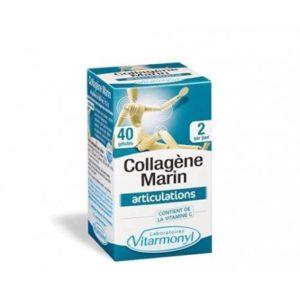 VITARMONYL COLLAGÈNE MARIN 40 GÉLULES