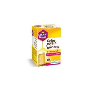 Vitarmonyl GELEE ROYALE + GINSENG STIMULANT – BOITE 30CP