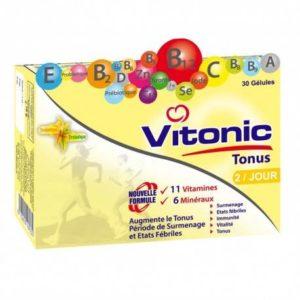 VITONIC TONUS – 30 Gélules