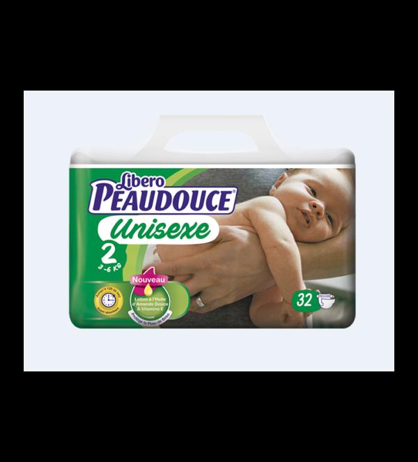 Couche Peaudouce Unisexe T 2 3