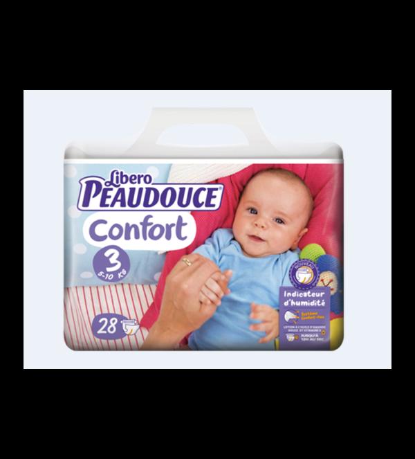 Couche Peaudouce Confort T 3 3
