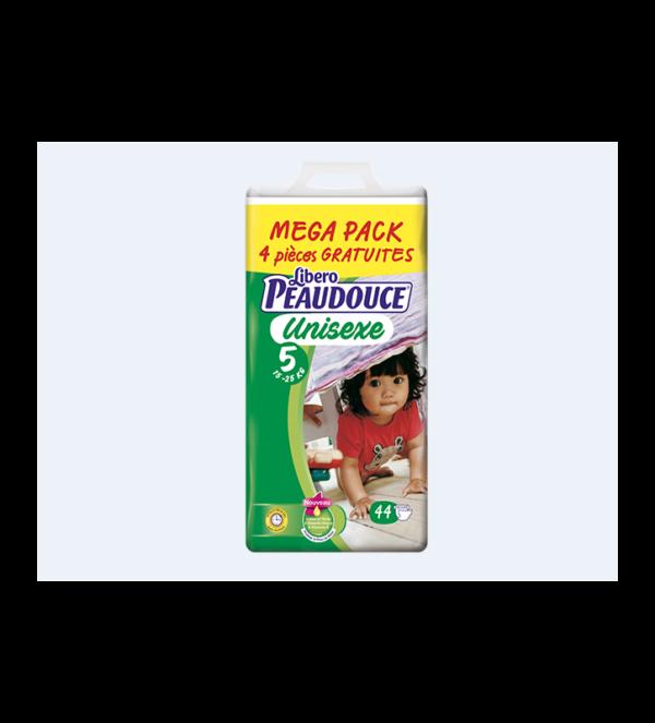 Couche Peaudouce Mega Pack Jumbo Unisexe T 5 3