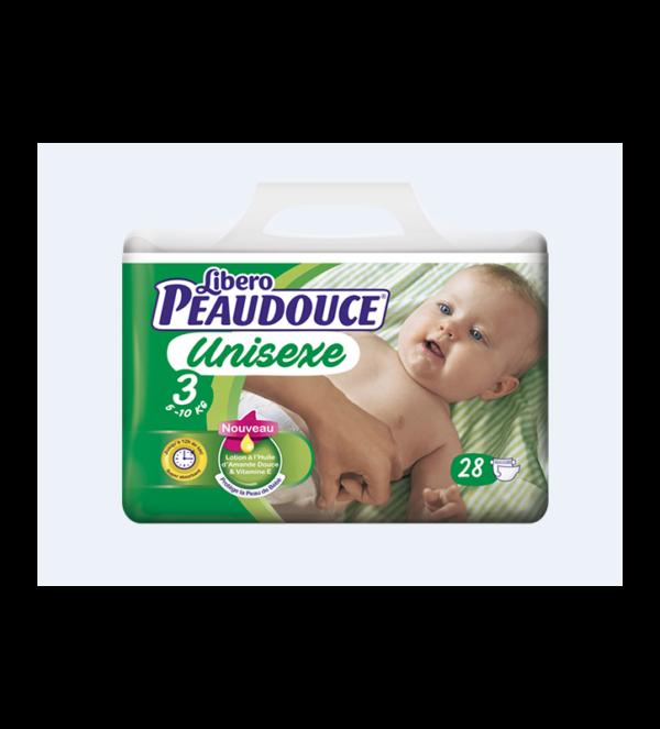 Couche Peaudouce Unisexe T 3 3