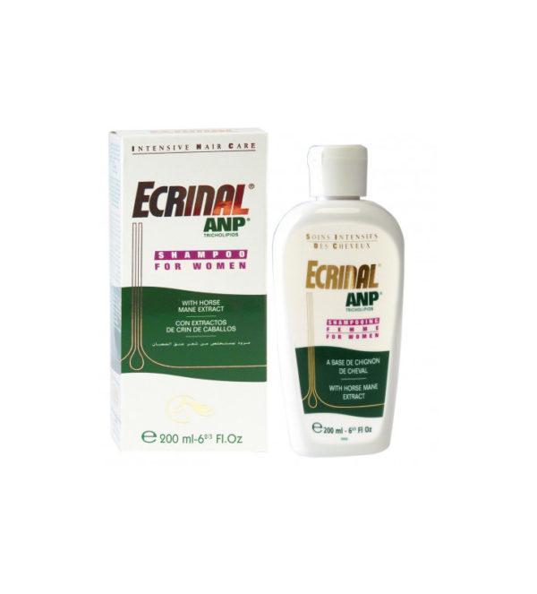 ECRINAL SHAMPOING ANTI-CHUTE FEMME 200 ml 3