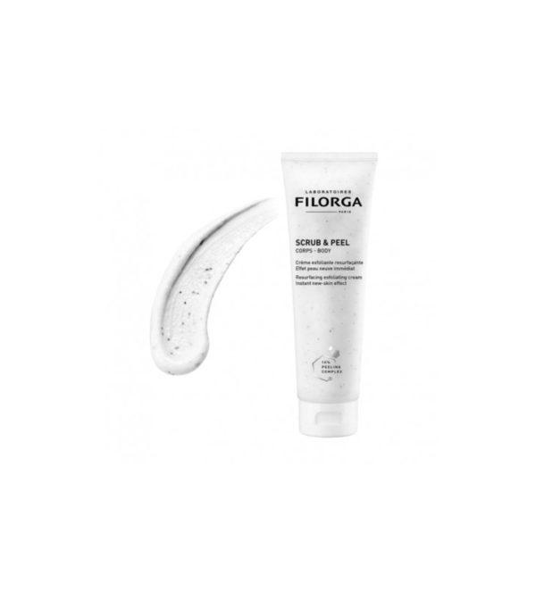 FILORGA Scrub & Peel Crème Exfoliante Resurfaçante 150ml 3