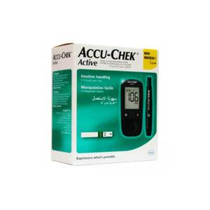 Glucomètre Accuchek Active