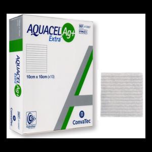PANSEMENT ANTI ESCARRES AQUACEL AG+ 10X10