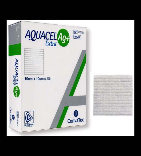 PANSEMENT ANTI ESCARRES AQUACEL AG+ 10X10 3