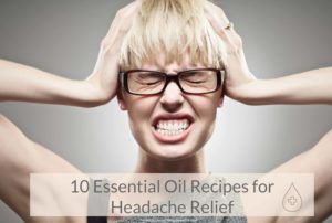 Quelles sont les meilleures recettes d'huiles essentielles pour soulager un mal de tête?