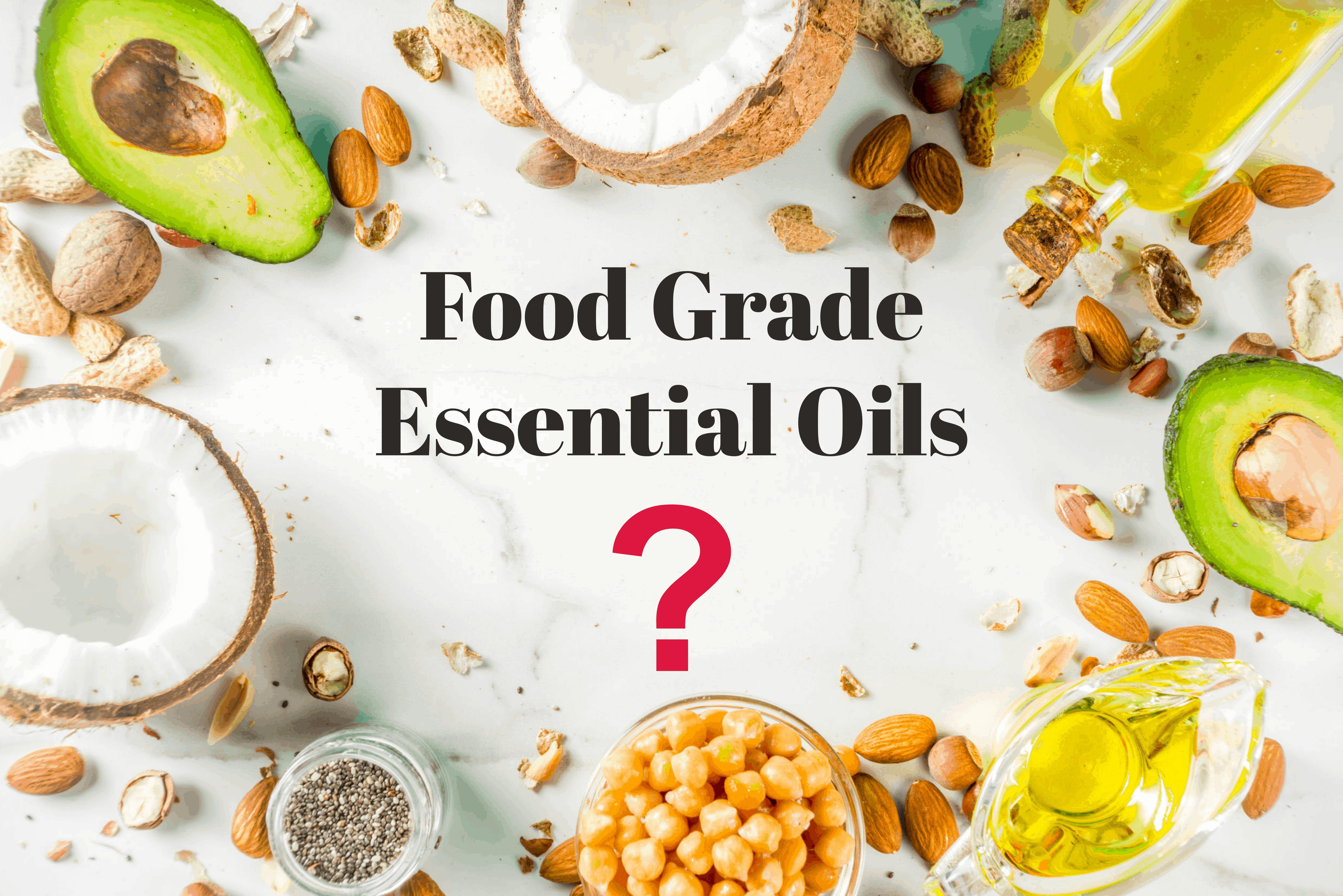 La vérité sur les huiles essentielles de qualité alimentaire: comment les utiliser en toute sécurité? |