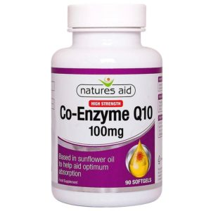 NATURES AID COENZYME-Q10 100 MG B/30