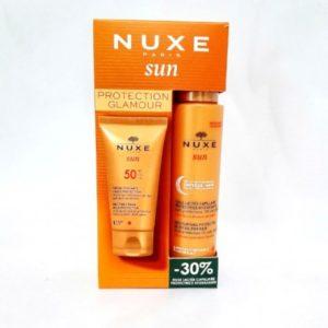 nuxe coff bronzage glamour sun